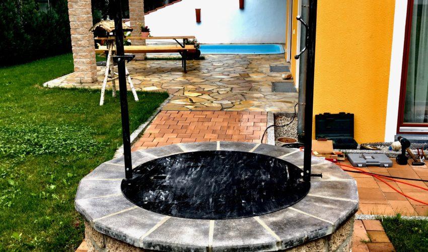 Brunnenabdeckung